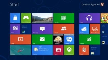 Windows 8 und Windows 8 Pro angekündigt