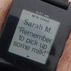 Pebble Smartwatch: E-Paper-Armbanduhr schlägt alle Rekorde auf Kickstarter
