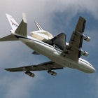 Spaceshuttle: Discovery tritt huckepack die Reise ins Museum an