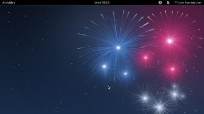 Fedora 17 alias Beefy Miracle mit Gnome 3.4