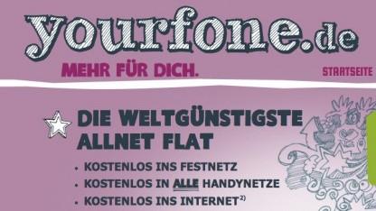Yourfonede Von E Plus 20 Euro Flatrate Für Alle Netze Und Mobiles