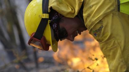 Rettungskräfte könnten von Twitcident unterstützt werden.