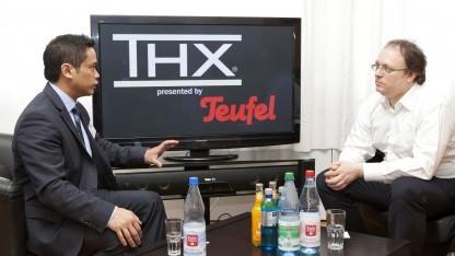 Golem.de sprach mit Peter Vasay, THX' Vice President of Technology Operations