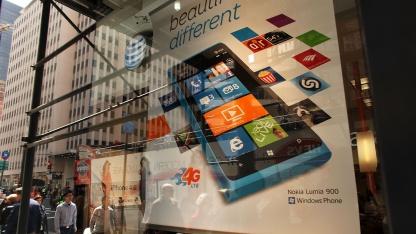 Lumia-Smartphones mit Windows Phone 8 werde im Herbst 2012 erwartet.