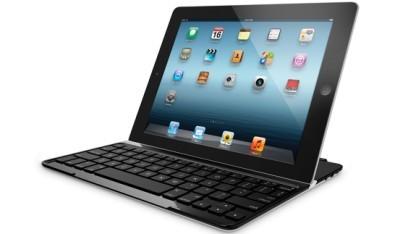 Ultrathin Keyboard Cover fürs iPad