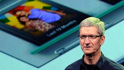Tim Cook von Apple wird sich mit Gee-Sung Choi von Samsung zu einem Schlichtungsgespräch treffen.