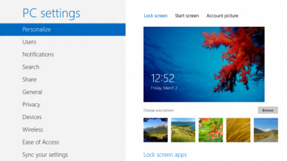 Einige Neuerungen in Windows 8 nur für Abokunden