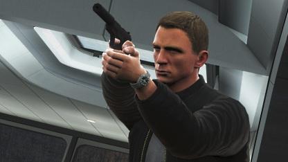 Bond in 007 Blood Stone