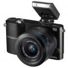 NX1000: Samsung will Smartphones mit WLAN-Systemkamera kontern
