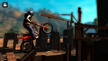 Trials Evolution Test-Video: Genialer Spielspaßstunt à la Evel Knievel
