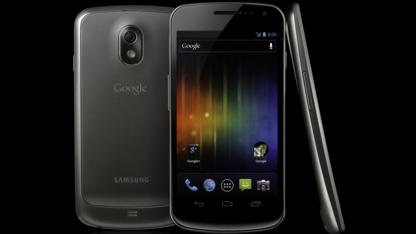 Das Galaxy S3 von Samsung soll in etwa so groß sein wie das Galaxy Nexus.