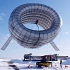 Altaeros Energies: Neuer Prototyp des fliegenden Windkraftwerks getestet