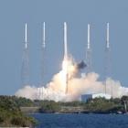 Raumfahrt: SpaceX-Raumfähre ist gestartet