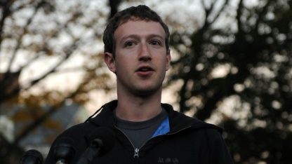 Facebook-Chef Mark Zuckerberg weiter in der Kritik