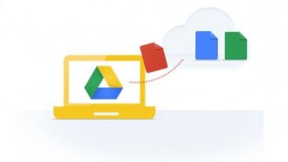 Dropbox-Konkurrent: Google startet Google Drive mit 5 GByte kostenlosem Speicher