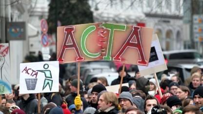 Acta-Demo in Hamburg