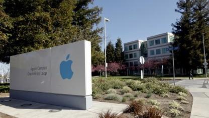 Konzernsitz von Apple