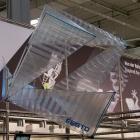 Smart Inversion: Würfel fliegt, indem er sich umstülpt