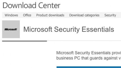 Eine neue Version von Microsofts Anti-Viren-Lösung ist verfügbar.