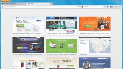 Firefox 13 vorab auf dem FTP-Server