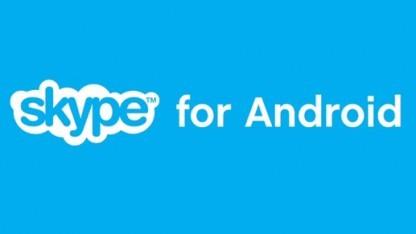Skype für Android startet nun etwas schneller.