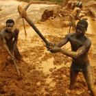 Handy-Rohstoffe: Für ein paar Krümel Gold