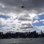 Spaceshuttle: Enterprise ist in New York angekommen