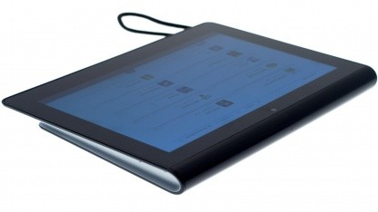 Sonys erstes Android-Tablet wird bald auf Android 4.0 aktualisiert.