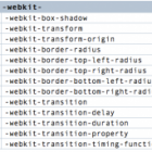 Mobiles Webmonopol: Opera unterstützt Webkit-Präfixe