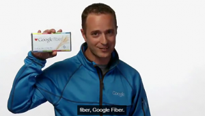 Der Google Fiber Bar