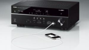 4K-fähiger AV-Receiver Yamaha RX-V573