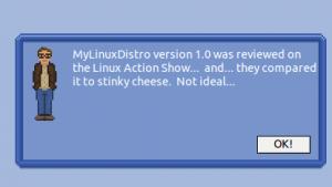 Mit Linux Tycoon lässt sich die Erstellung einer Linux-Distribution simulieren.
