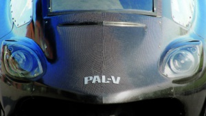 Das Flugauto Pal-V One soll ab 2014 erhältlich sein.