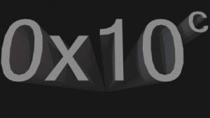Logo 0x10c