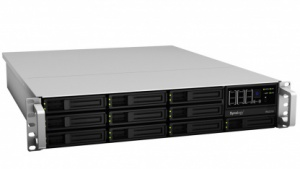 Synology-NAS: 10-Bay-Rackstation RS2212+ und RS2212RP+ lieferbar