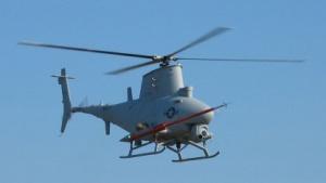 Drohne Fire Scout: 3D-Bild eines Bootes mit Datenbank abgleichen