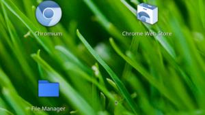 Googles Aura: Chromium OS mit klassischem Desktop