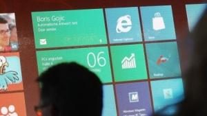 Windows 8 auf der Cebit