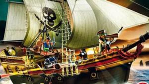 Geobra Brandstätter: Playmobil will mit Piratenpartei nichts zu tun haben