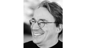 Linus Torvalds spricht über Vertrauen und Eigennutz bei der Softwareentwicklung.