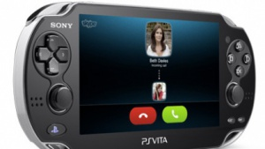 Auch PS-Vita-Nutzer können jetzt skypen.