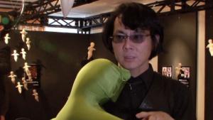 Ishiguro mit Hugvie: Fernkuscheln mit der nächsten Version