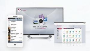 LG startet Cloud für Multimediainhalte.
