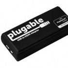 Plugable: Kleiner USB-3.0-Adapter macht Monitore Displaylink-tauglich