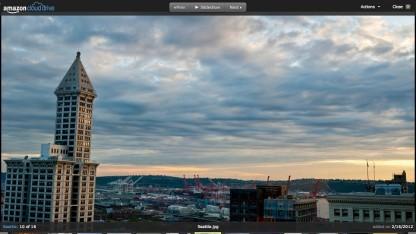 Cloud Drive generiert auch Bildergalerien.