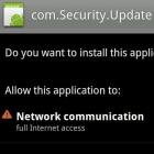 Sicherheit: Webseiten verteilen Android-Schadsoftware