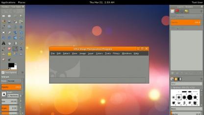 Gimp 2.8 steht im Quelltext zum Download bereit.
