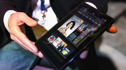 Auftragshersteller: Amazons Kindle Fire soll 50 US-Dollar billiger werden