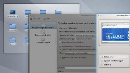 KDE SC 4.8.3 erhält Fehlerkorrekturen und Verbesserungen.