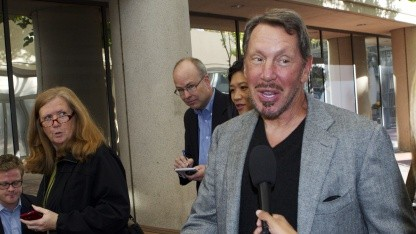 Oracle-Chef Larry Ellison zerrte Google vor Gericht.